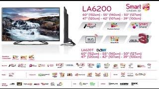 Smart tv 3D LG 42LA6200 2/4