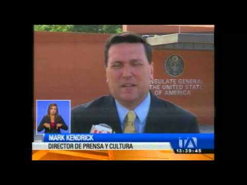 Consulado de EE.UU. en Guayaquil atiende en nueva sede