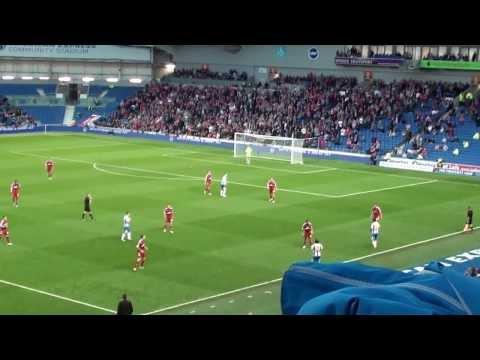 Brighton & Hove Albion v Nottingham Forrest