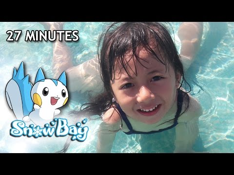 Giant Bucket Challenge - Ghost Valley - Swimming Pool - Snow Bay Compilation Seru Banget