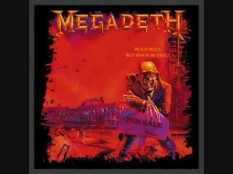 Peace Sells - Megadeth  (WITH LYRICS)