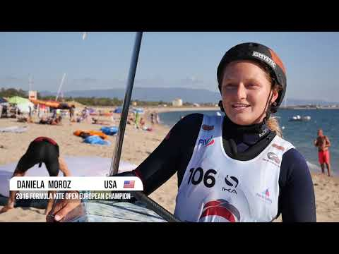 2019 Formula Kite Europeans - Final Day