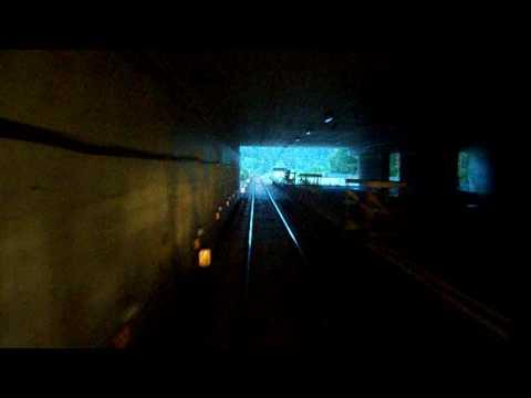 Tunnelbanan/Underground  in Stockholm.