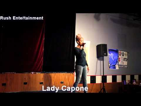 Lady Capone Performs @ Checkerboard Lounge Showcase 31