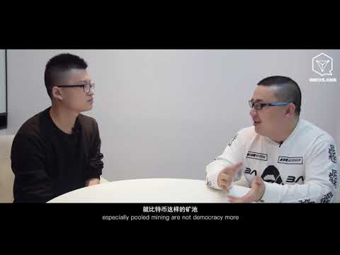 Interview EOS Block Producer Series「ONE----EOS CYBEX」