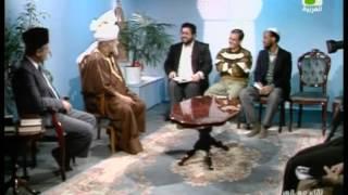 Liqa Ma'al Arab 8 April 1997 Question/Answer English/Arabic Islam Ahmadiyya