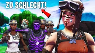 I'm trying to get into a RECON EXPERT OG clan with RENEGADE RAIDER and that happens..! (Fortnite)