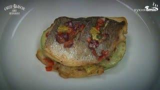 Как готовить филе рыбы дорада