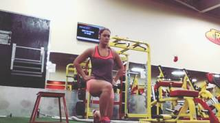Week 2 Pre-training Legs and Cardio of Kayla Itsines Bikini Body Guide by Emily Rose