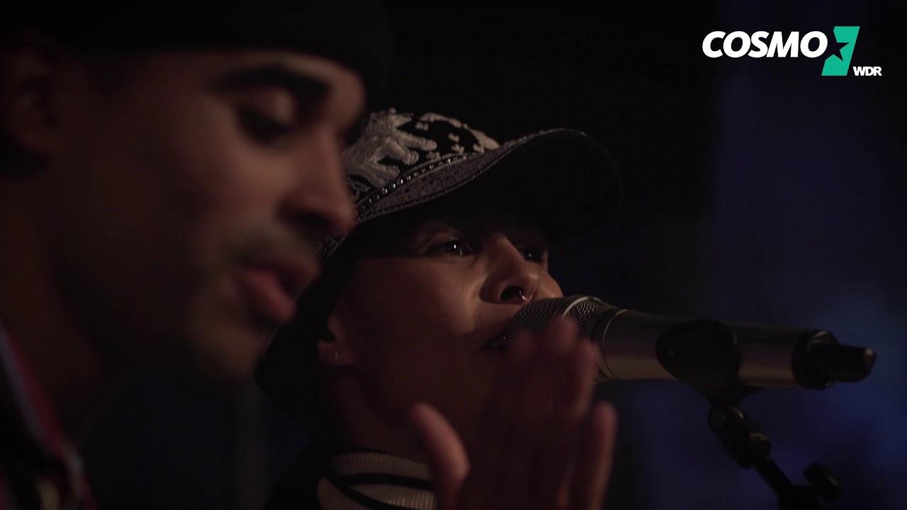 Patrice & Ayo - Down On My Knees @ COSMO SuSu - YouTube