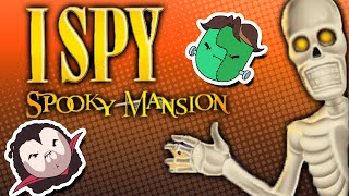I Spy Spooky Mansion - Game Grumps