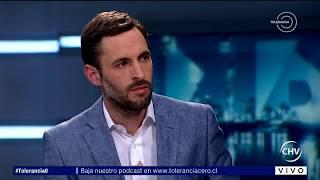 Alejandro Guillier en Tolerancia Cero | Capítulo 5 de noviembre