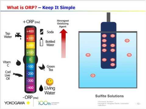 Understanding ORP Basic