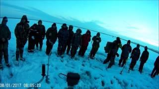 FISHING PROZA СОРЕВНОВАНИЕ ЯНВАРСКИЙ ХИЩНИК  2017 ЧАСТЬ 1 АЯ