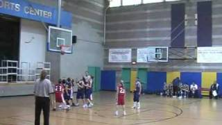 2006 Balboa Basketball Minor Girls Highlights Los Angeles