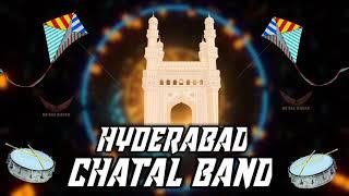 HYDERABAD CHATAL BAND 2021//Sankranthi SPL//REMIX BY (DJ SAI NAYAK) #Trendinge