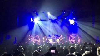 Anthrax - March of the S.O.D. @ Gasometer, Wien, Austria 07.11.2015