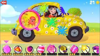 Autos Waschen für Kinder Android Spiel von Google Play