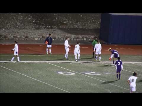 01-17-17 Coronado High Soccer Preseason GAME Highlights 6-1 v Burges High