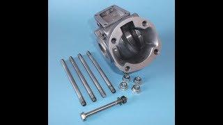 Préparation carter moteur peugeot 103 type groupe 1