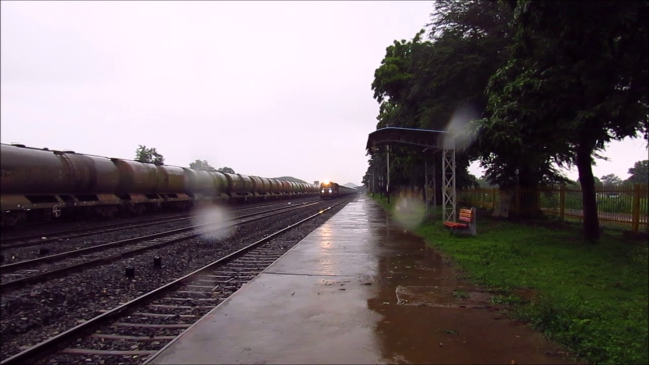 IRFCA- Heavy Rain and Roaring ALCO Storms Past with ...