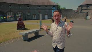 Shakespeare in the Castle Yard at Kilkenny Arts Festival 2018