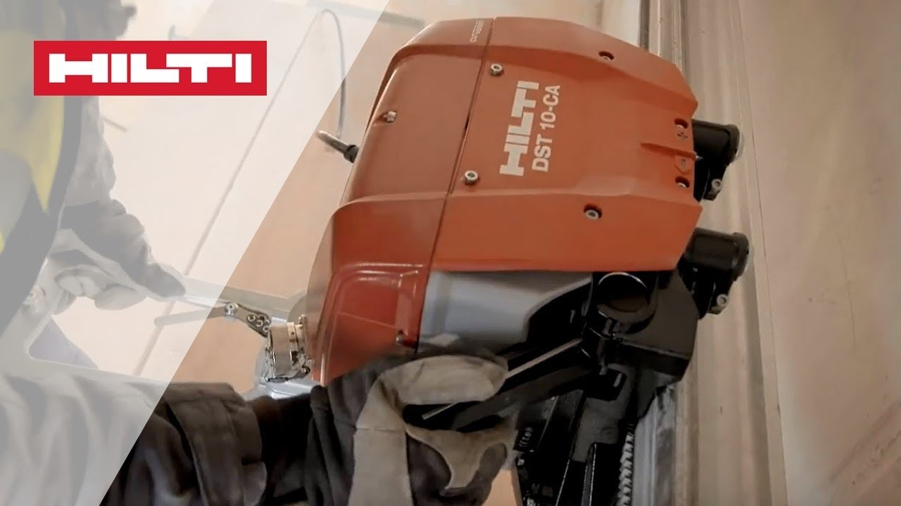 Wall Saws Hydrostress : Introducing the hilti dst ca wall saw system youtube