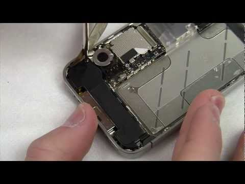 iPhone 4S Complete Disassembly and LCD Screen / Digitizer Replacement Walkthrough Tutorial
