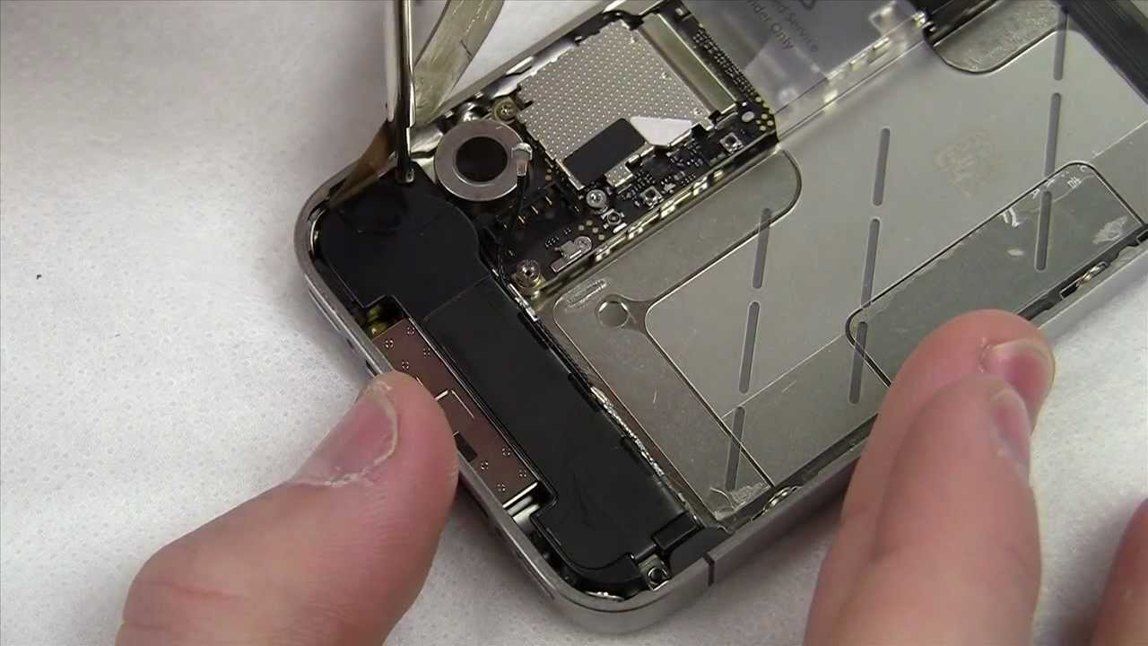 iphone 4s complete disassembly and lcd screen digitizer rh youtube com iPhone LCD Digitizer Touch Parts Diagram iPhone 4S Parts Breakdown