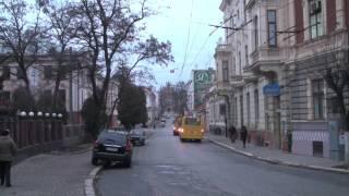 Черновцы, центр (Украина)