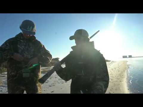 Beach Duck Hunting Pt. 2