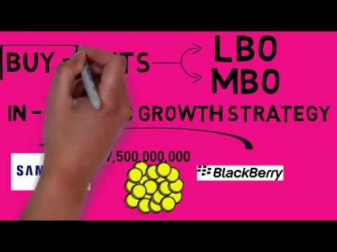 Buy out -  LBO  MBO