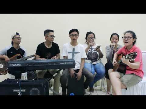 Koper GKP Jatiasih - Terima Kasih Untuk Segalanya (Cover) + Chord