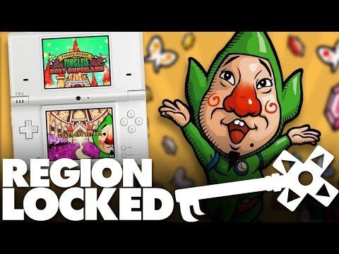 Tingle's Japan-Only Games - Region Locked Feat. Dazz (The Legend Of Zelda)