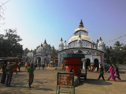Chandaneswar Shiv Temple In Balasore District Of Orissa Near Digha, West Bengal