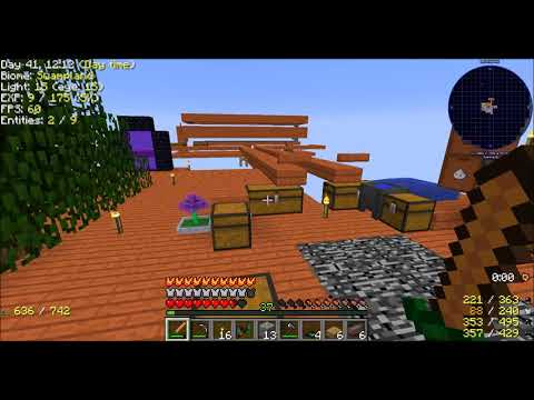 Modern Skyblock 3   Ep12 Automated Mobs