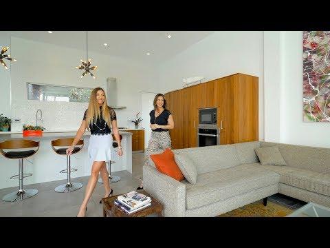 Behind The Gates w/ host Elite Luxury Realtor® Tatiana Derovanessian - Hollywood Hills Contemporary