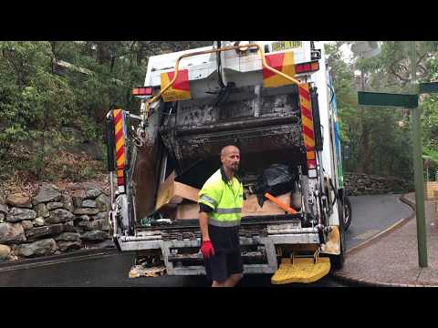 Bulk Waste in the Rain (my longest ever video)