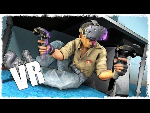 CS:GO В VR!!