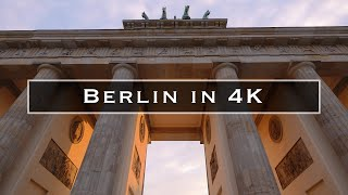 Berlin in 4K Video