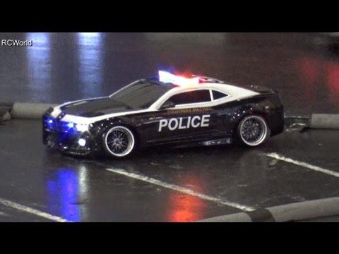 RC Drift Cars Radical D Drift Crew Bremen ♦ EuroModell Bremen 2015 Modellbaumesse Drift Show
