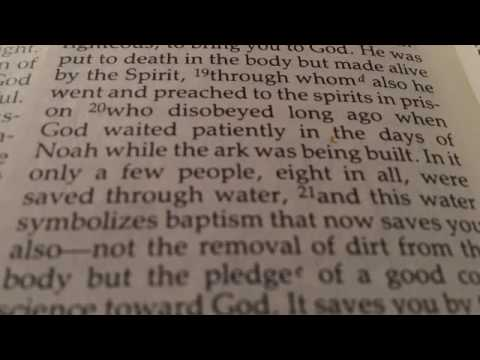 Calvinism discussion between John Doughty & Reformed Presbyterian friend  2011 05 23 part 2
