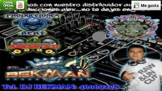 Tirarea Para Matylda & El Huason Los Frestyle - Dj Bekman ★The Flow Music Crew ★ [HD]