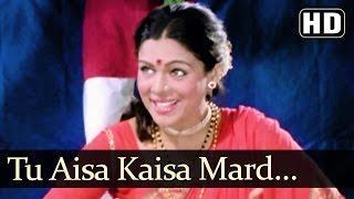 Tu Aisa Kaisa Mard | Aakrosh Songs | Naseeruddin Shah | Mohan Agashe | Rima | Dance | Filmigaane