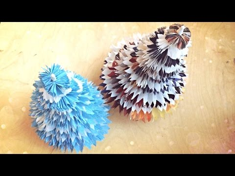 How to Make a Paper Christmas Tree Step-by-Step