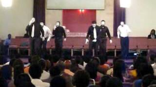 Cover Me By 21:03 Mime Unashamed (6:16) Ministry