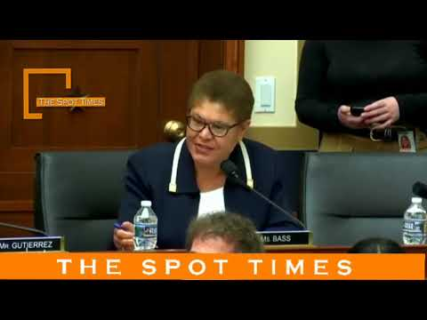 Congress Grills Google CEO On Bias, Privacy, China |THE SPOT TIMES