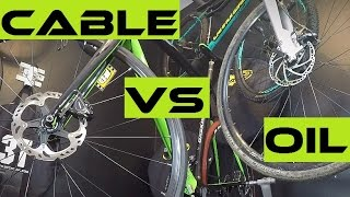 Mechanical vs Hydraulic Disc Brakes On Road Bikes. Which Is Better For Me?