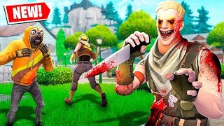 SCAPPA DALL'ASSASSINO!! - FORTNITE *MURDER*