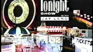 Billy Joel & Elton John F2F on The Tonight Show with Jay Leno 2 7 01
